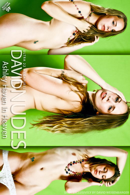 Ashley Haven - `In Heaven` - by David Weisenbarger for DAVID-NUDES