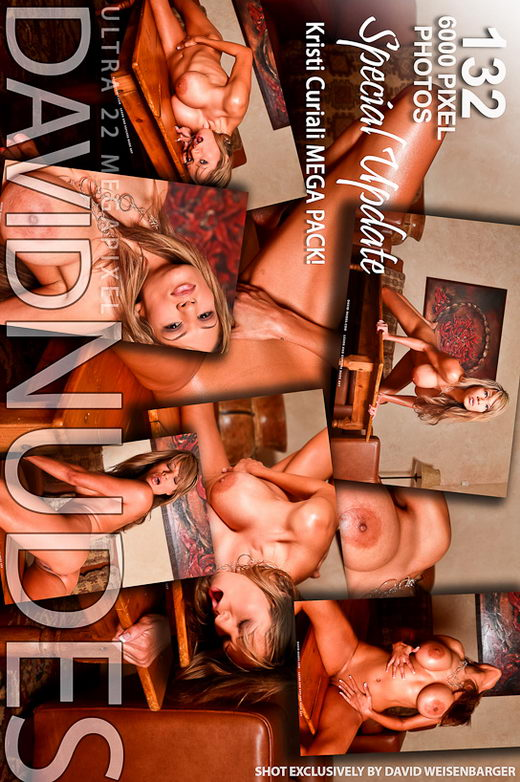 Kristi - `Mega Pack!` - by David Weisenbarger for DAVID-NUDES