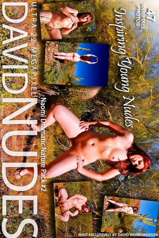 Naomi in Dramatic Nature - Pack #2 gallery from DAVID-NUDES by David Weisenbarger