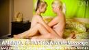 Amanda & Tatyana - Nude Massage