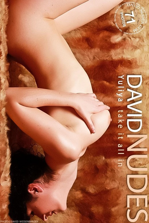 Yuliya - `Take It All In` - by David Weisenbarger for DAVID-NUDES
