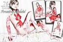 Amanda - Vivid Paint - Pack #2