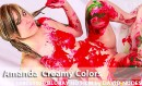Amanda - Creamy Colors