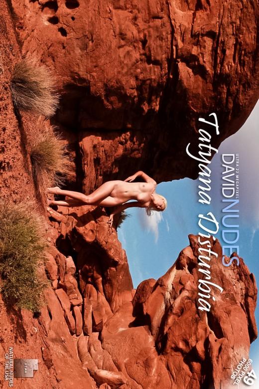 Tatyana - `Disturbia` - by David Weisenbarger for DAVID-NUDES