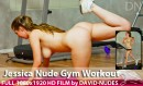 Nude Gym Workout