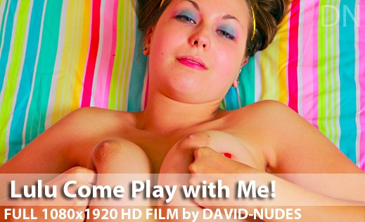 Lulu - `Come Play With Me` - by David Weisenbarger for DAVID-NUDES