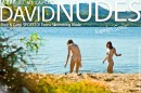 SPOTTED! Teens Swimming Nude