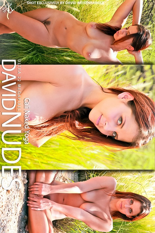 Cali in Naked Yoga gallery from DAVID-NUDES by David Weisenbarger