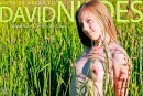 Alyse Naked Teen In The Grass