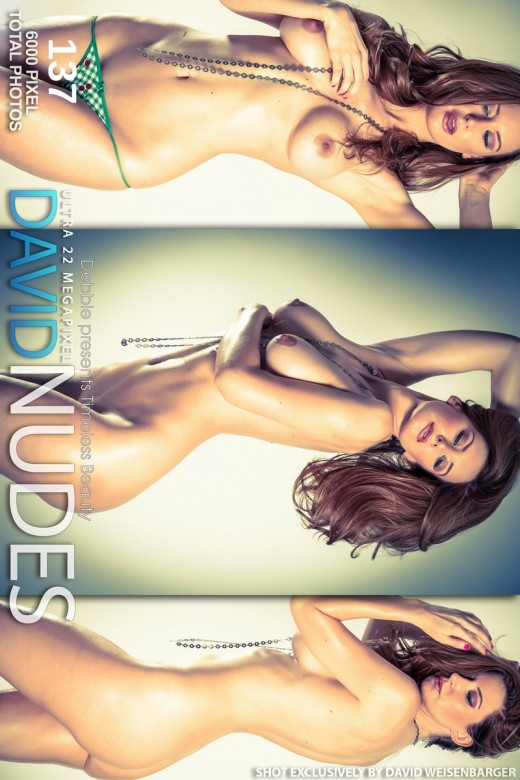 Debbie - `Timeless Beauty` - by David Weisenbarger for DAVID-NUDES