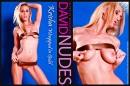 Krisha in Wrapped In Gold gallery from DAVID-NUDES by David Weisenbarger