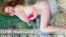 Elena - Elena Presents Elena Nude Cactus