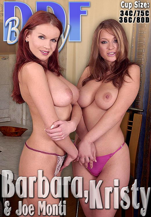 Barbara & Kristy - `7281` - for DDFBUSTY