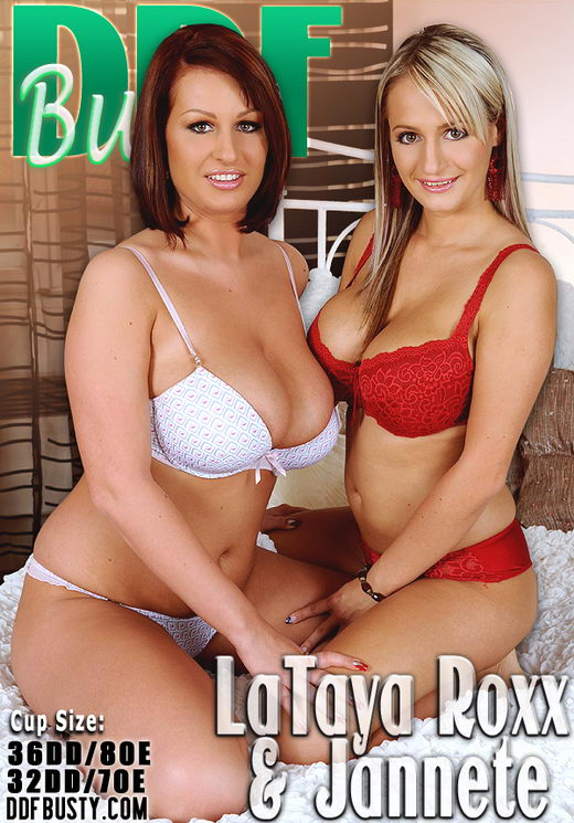 LaTaya Roxx & Jannete - `9311` - for DDFBUSTY