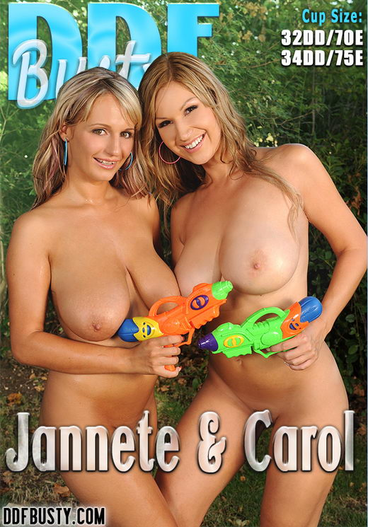 Carol & Jannete - `9329` - for DDFBUSTY