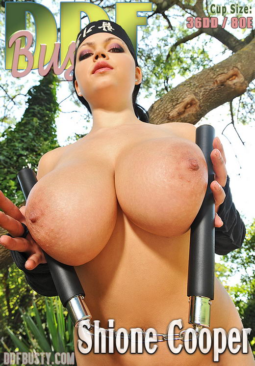 Shione Cooper - `50555` - for DDFBUSTY