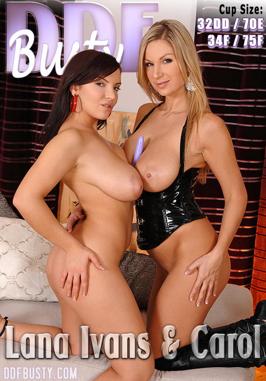 Carol & Lana Ivans - `9362` - for DDFBUSTY