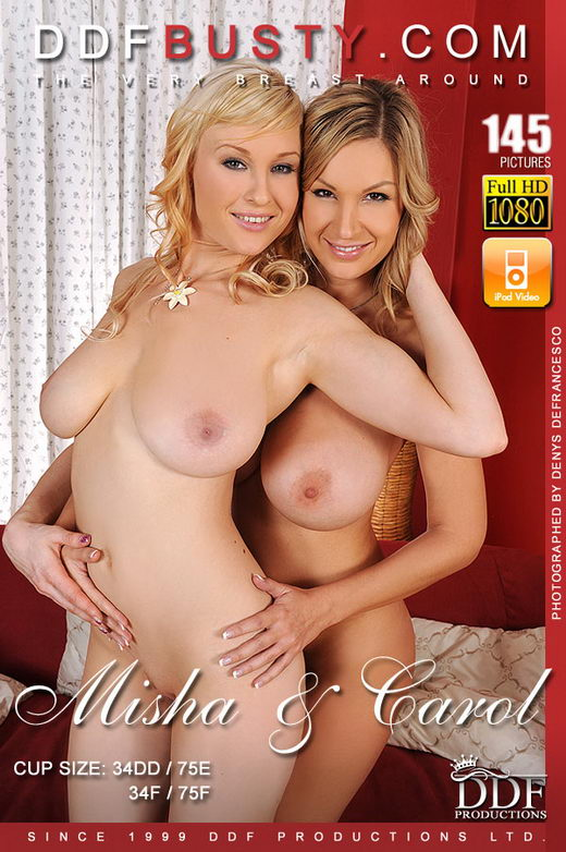 Misha & Carol - for DDFBUSTY