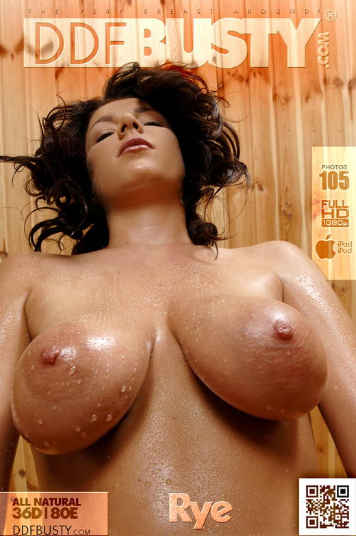 Rye - `Seductive in the Sauna!` - for DDFBUSTY