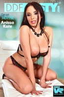 Anissa Kate - A Carnal Spa Visit: Busty French Milf Fingers Her Wet Pussy