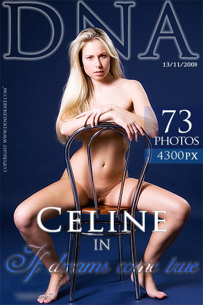 Celine - `If Dreams Come True` - by Lorenzo Renzi for DENUDEART