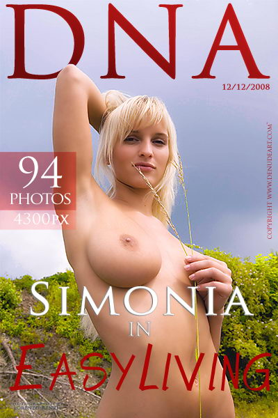 Simonia - `Easy Living` - by Lorenzo Renzi for DENUDEART