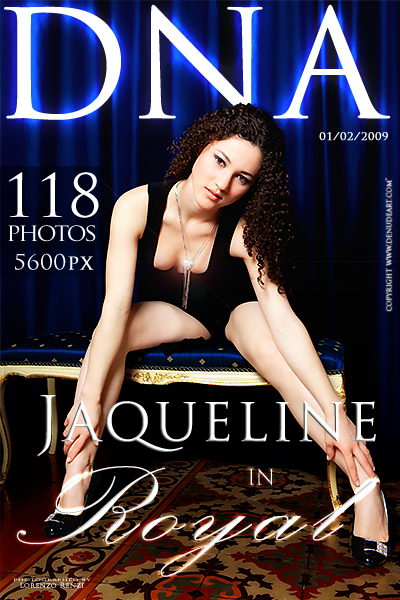 Jaqueline - `Royal` - by Lorenzo Renzi for DENUDEART