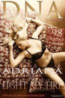 Adriana - Light My Fire