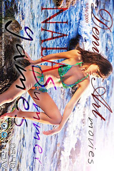 Nala - `Summer Games` - by Lorenzo Renzi for DENUDEART