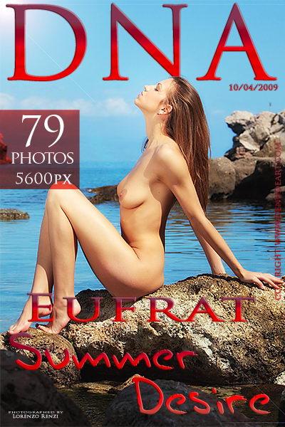 Eufrat - `Summer Desire` - by Lorenzo Renzi for DENUDEART