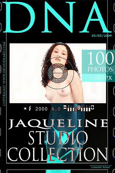 Jaqueline - `Studio Collection` - by Lorenzo Renzi for DENUDEART