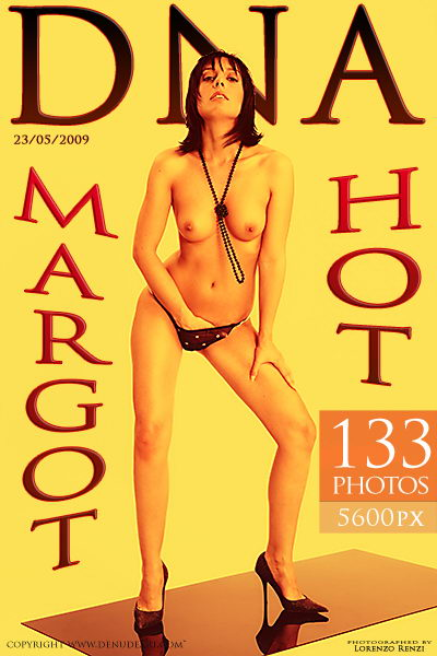 Margot - `Hot` - by Lorenzo Renzi for DENUDEART