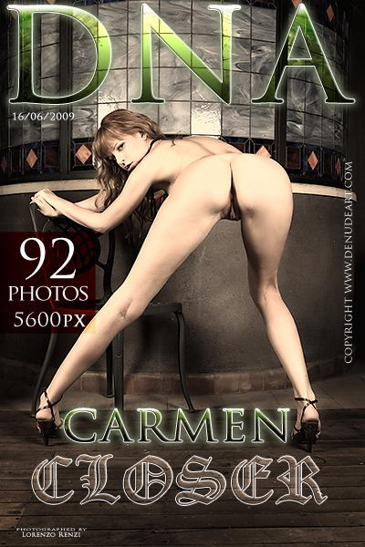 Carmen - `Closer` - by Lorenzo Renzi for DENUDEART