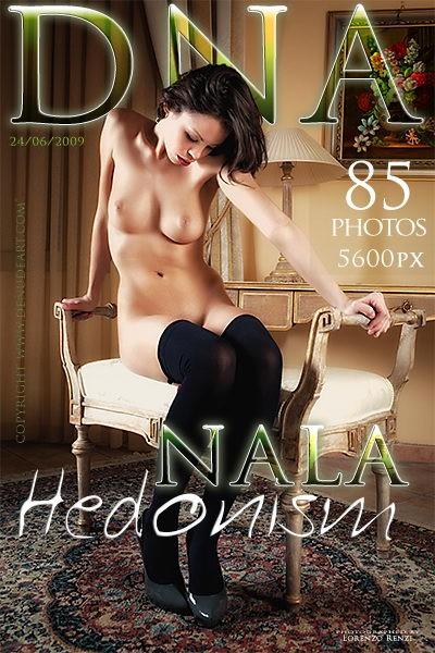 Nala - `Hedonism` - by Lorenzo Renzi for DENUDEART