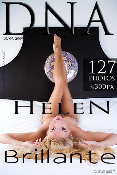 Helen - `Brilliante` - by Lorenzo Renzi for DENUDEART