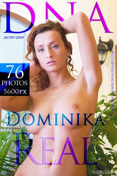 Dominika - `Real` - by Lorenzo Renzi for DENUDEART