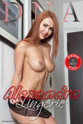 Alexandra  from DENUDEART