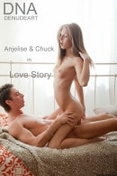 Anjelise in Love Story gallery from DENUDEART by Lorenzo Renzi