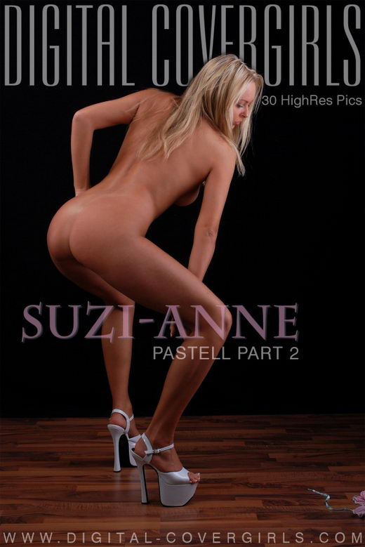 Suzi-Anne - `Pastell Part 2` - for DIGITALCOVERGIRLS