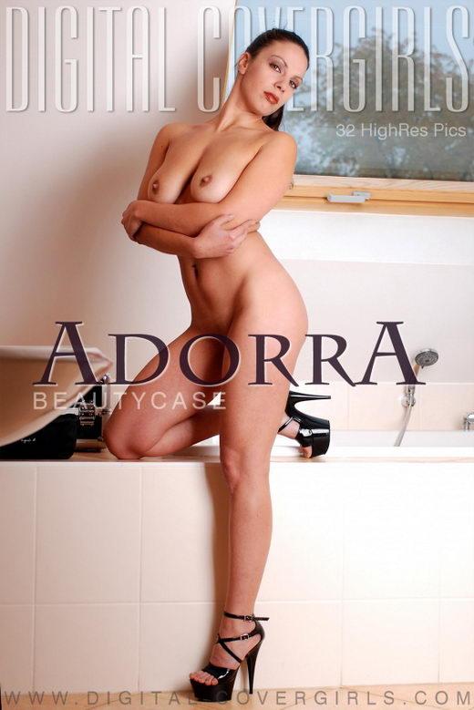 Adorra - `Beautycase` - for DIGITALCOVERGIRLS
