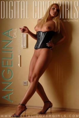 Angelina  from DIGITALCOVERGIRLS