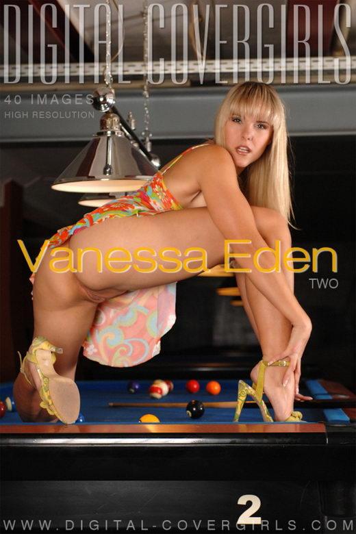 Vanessa Eden - `Two` - for DIGITALCOVERGIRLS