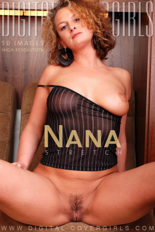 Nana - `Stretch` - for DIGITALCOVERGIRLS