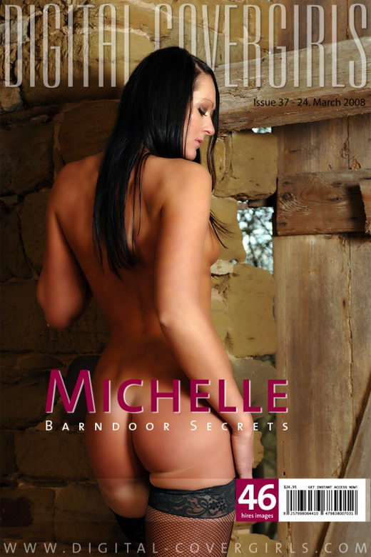 Michelle - `Barndoor Secrets` - for DIGITALCOVERGIRLS