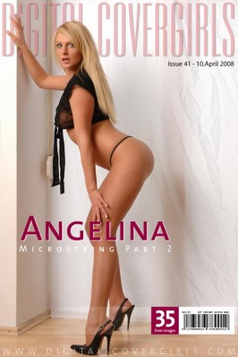 Angelina  from DIGITALCOVERGIRLS