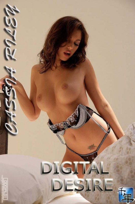Cassia Riley - by Stephen Hicks for DIGITALDESIRE ARCHIVES