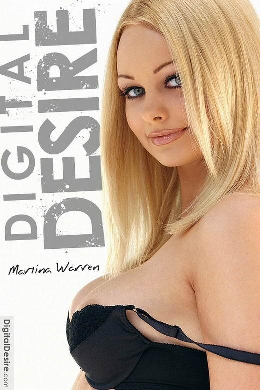 Martina Warren - by Stephen Hicks for DIGITALDESIRE ARCHIVES