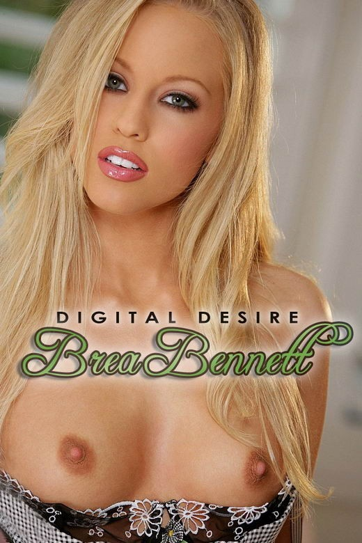 Brea Bennett - by Stephen Hicks for DIGITALDESIRE