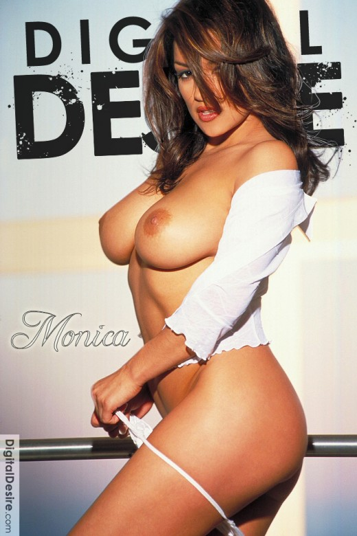 Monica Mendez - `Shoot #2176` - by Stephen Hicks for DIGITALDESIRE