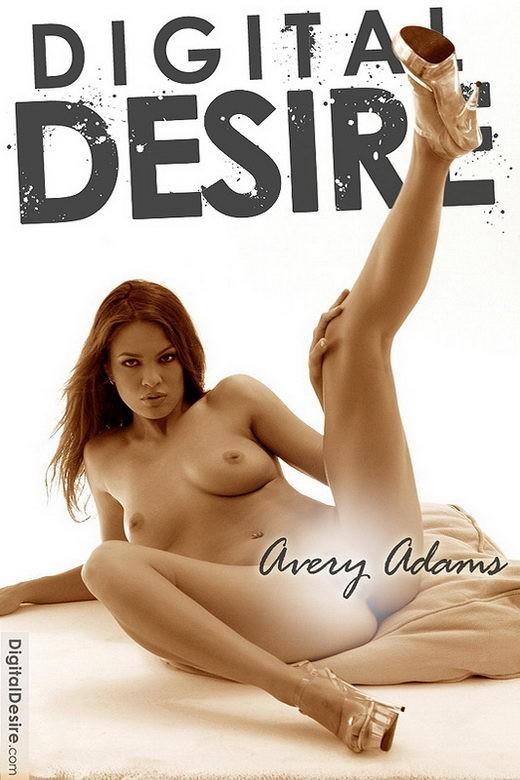Avery Adams - by Stephen Hicks for DIGITALDESIRE